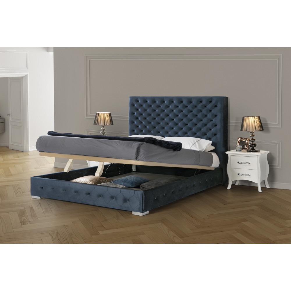 Leonor Storage Bedframe