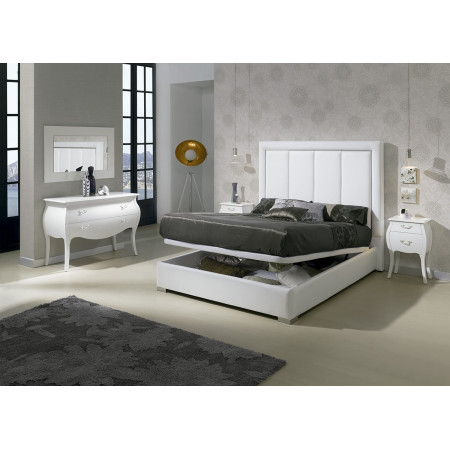 Monica Storage Bedframe