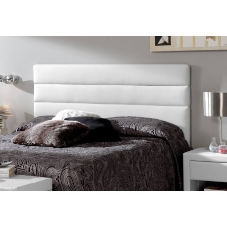 Lidia Headboard in Faux Leather