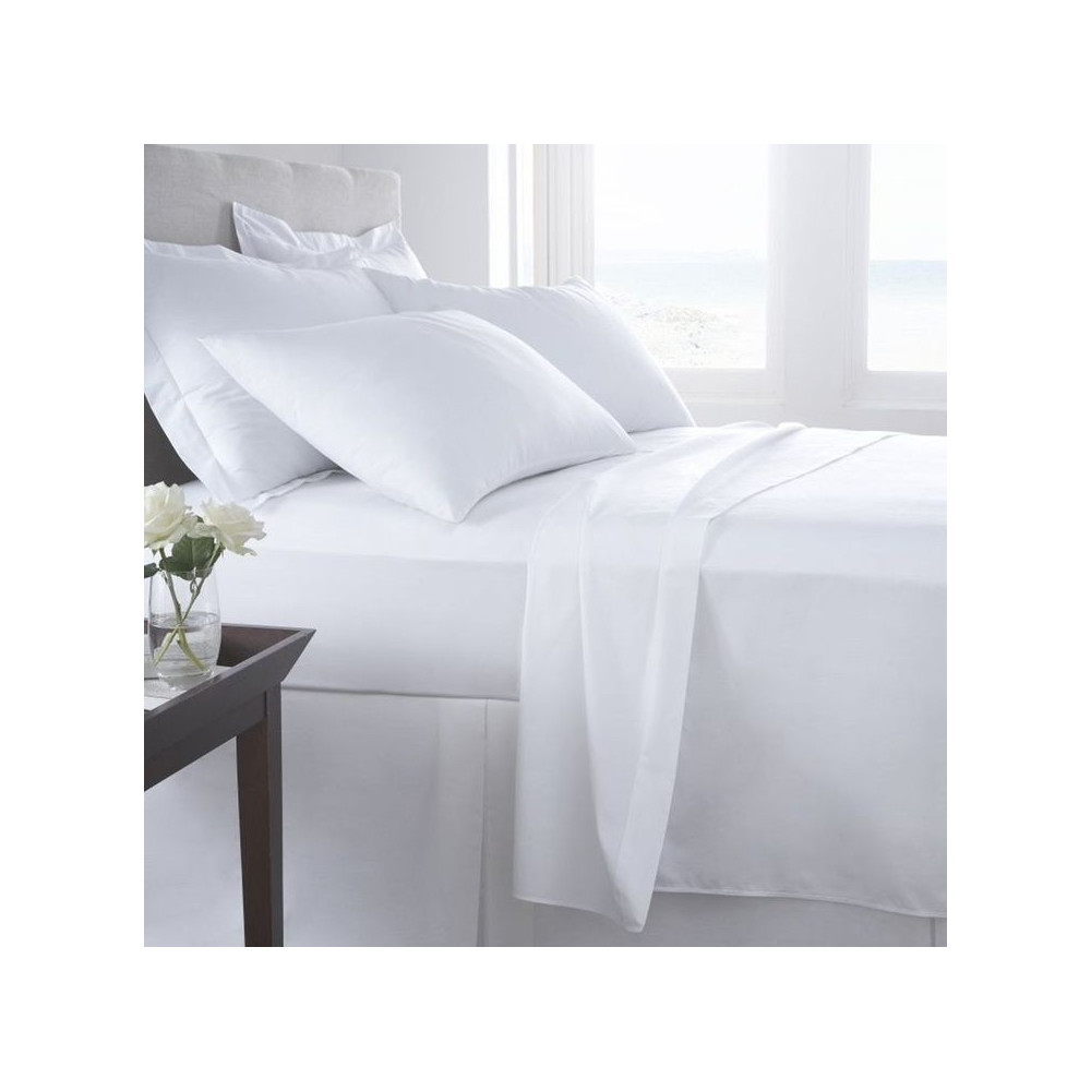 100% Egyptian cotton 400TC Flat sheets