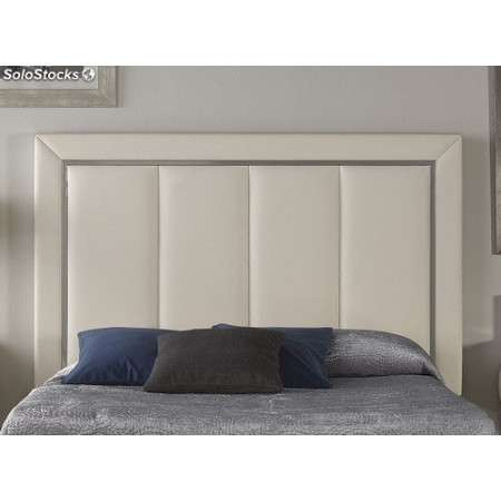 Monica Headboard in Faux leather