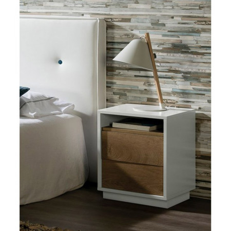 M138 Bedside in White