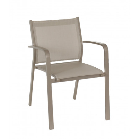 Gallis Chair Champagne/Khaki