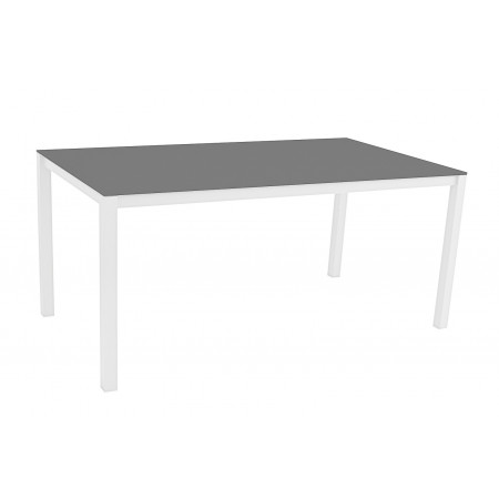 Una Table 150x90cm White/Grey
