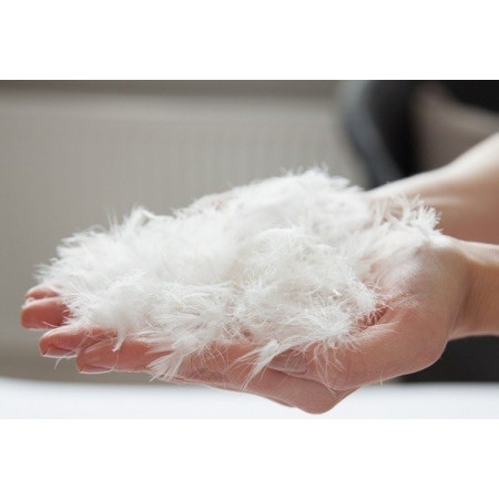 Indulgence Hungarian Goose Down & Feather Combination Duvets