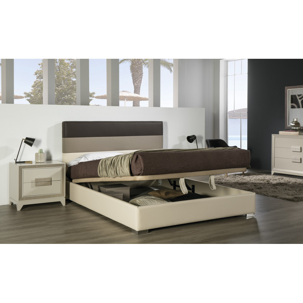 Desiree Storage Bedframe