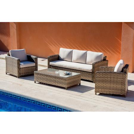 Monaco Sofa Set