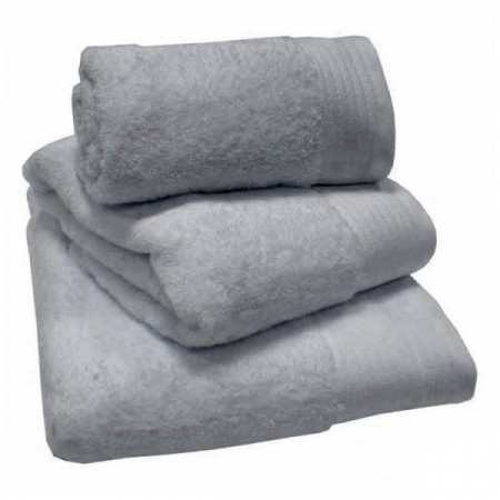 Grey Egyptian Cotton Towels 600g