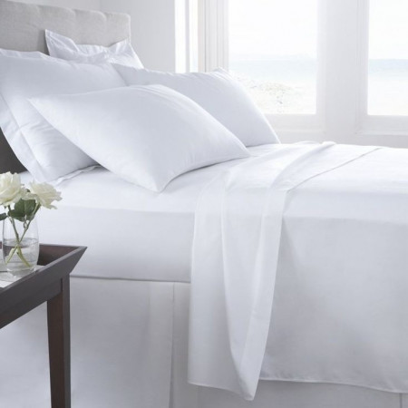 100% Cotton 400TC Superdeep Fitted Sheets