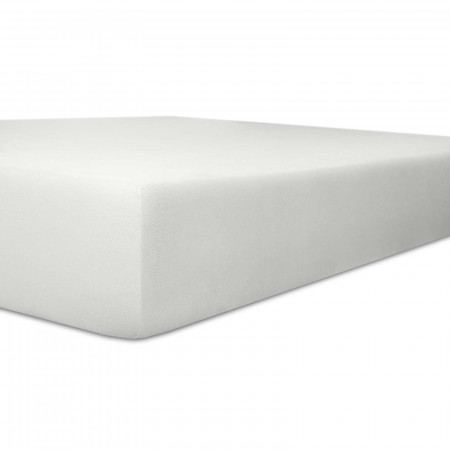 Jersey Fitted Sheets in White